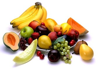 Frutta per Diabetici