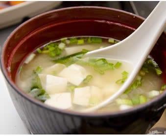 miso zuppa