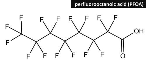 Acido perfluoro-ottanoico