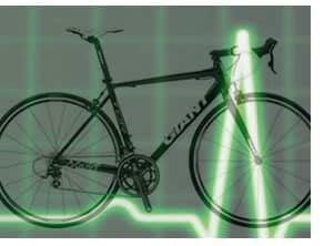 cuore del ciclista