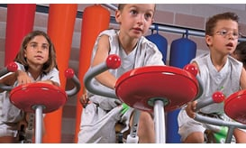 Bambini allenamento