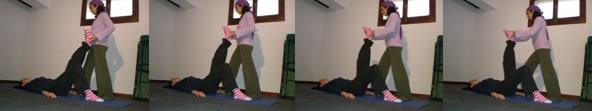 CRAC Stretching