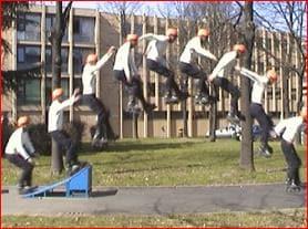 pattini jump