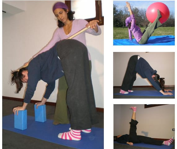 Stretching statico attivo