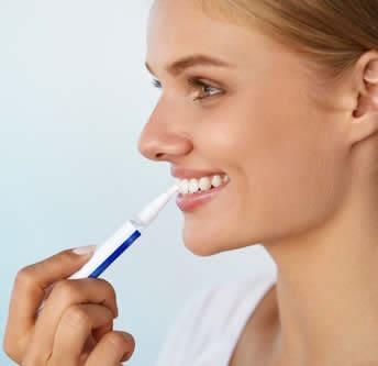 Penna sbiancameto Denti
