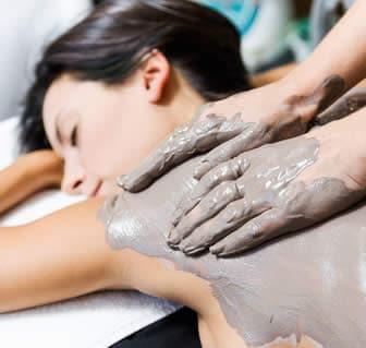 Massaggio fanghi