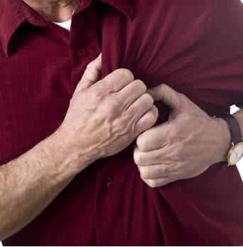 infarto in corso cosa fare