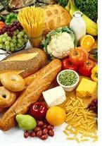 Ciclismo alimentazioen dieta