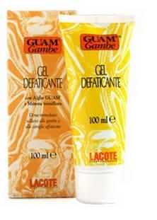 Guam - Gel defaticante gambe