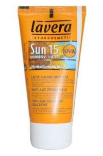 Sun Sensitive - Latte Solare anti età SPF 15