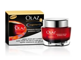 Oil of Olaz - Regenerist Trattamento Intensivo Quotidiano 3 Zone