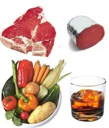 Dieta e cancro tumore alimentazione
