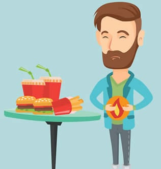Dieta gastrite