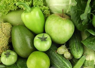 La dieta del verde