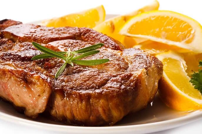 Bistecca e Limone contro l'anemia