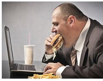 Dieta Stress e Aumento del grasso