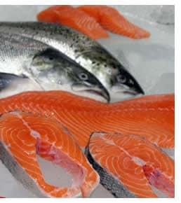 Omega Tre Salmone