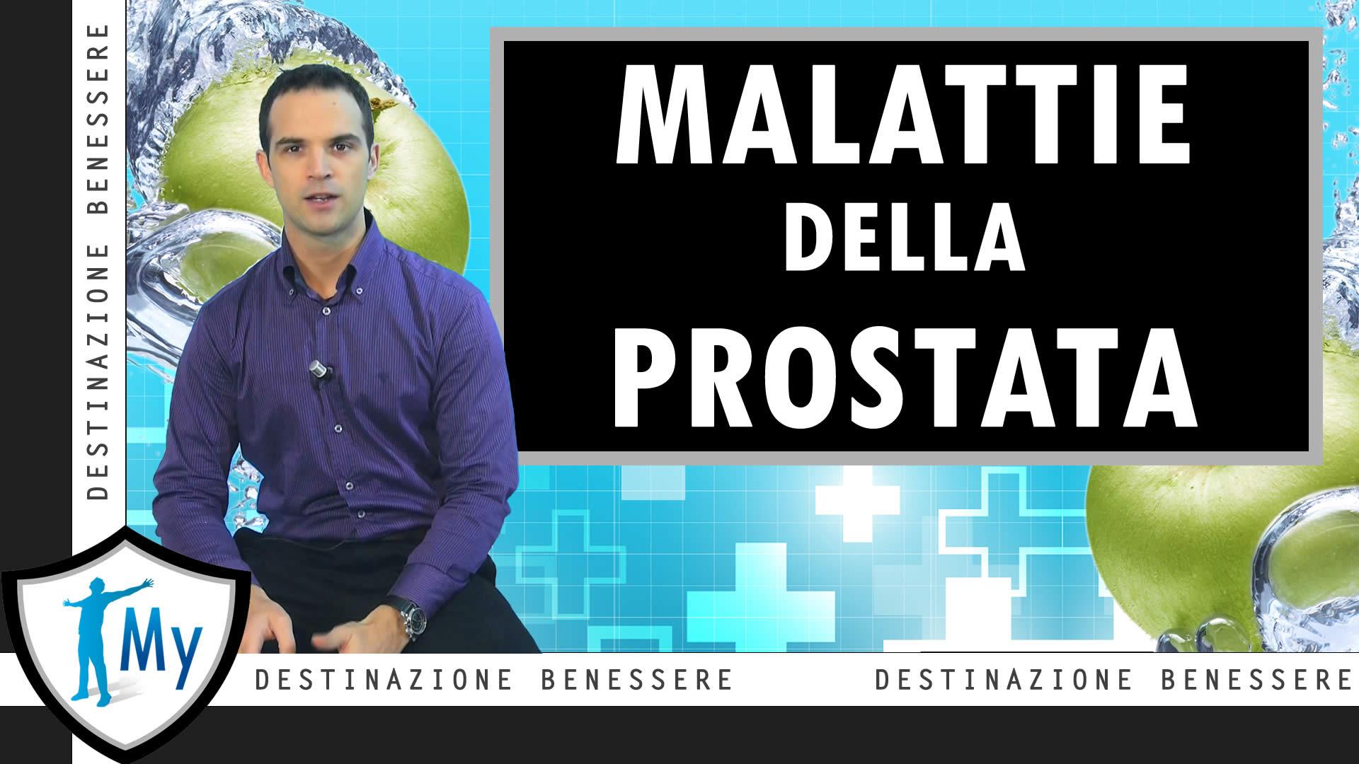 la prostata ingrossata causa il cancro