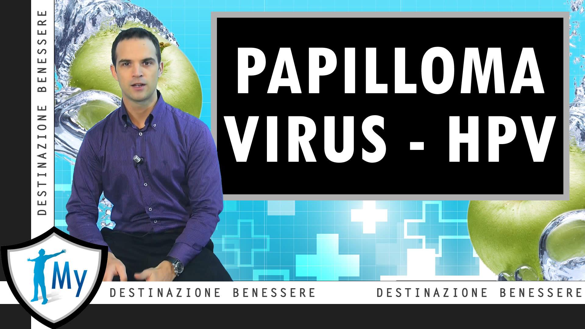 papilloma sintomi perdite