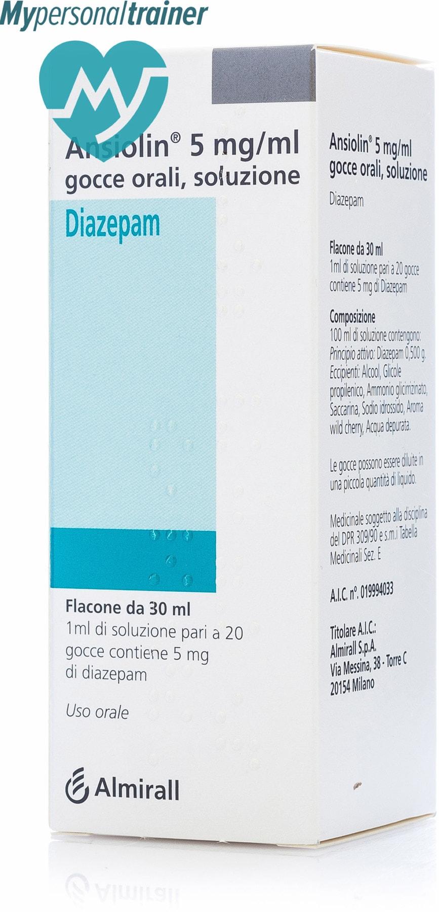 levopraid 5 gocce danno problemi di erezione