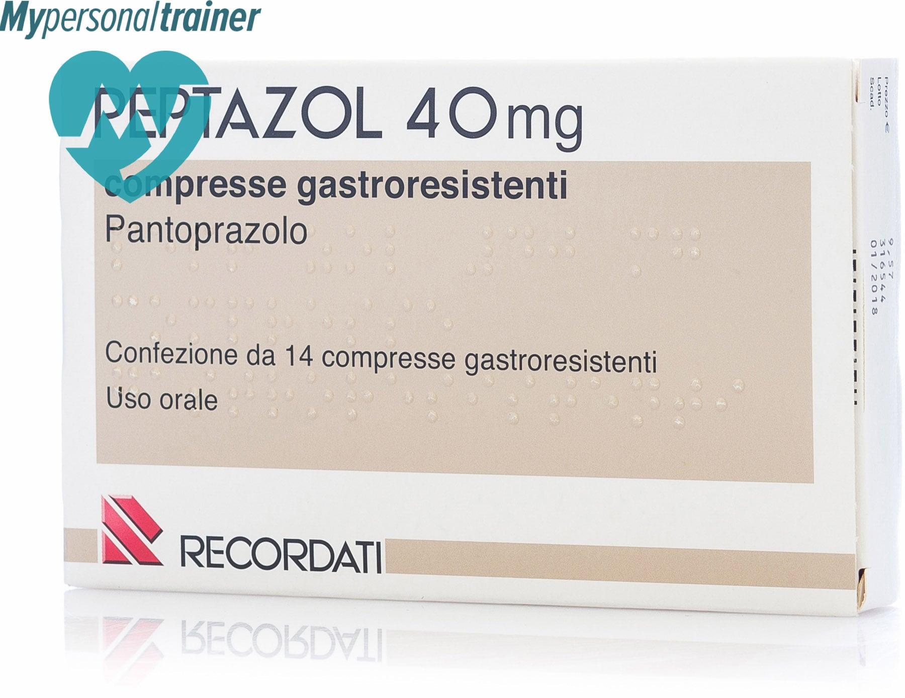 Pantoprazolo