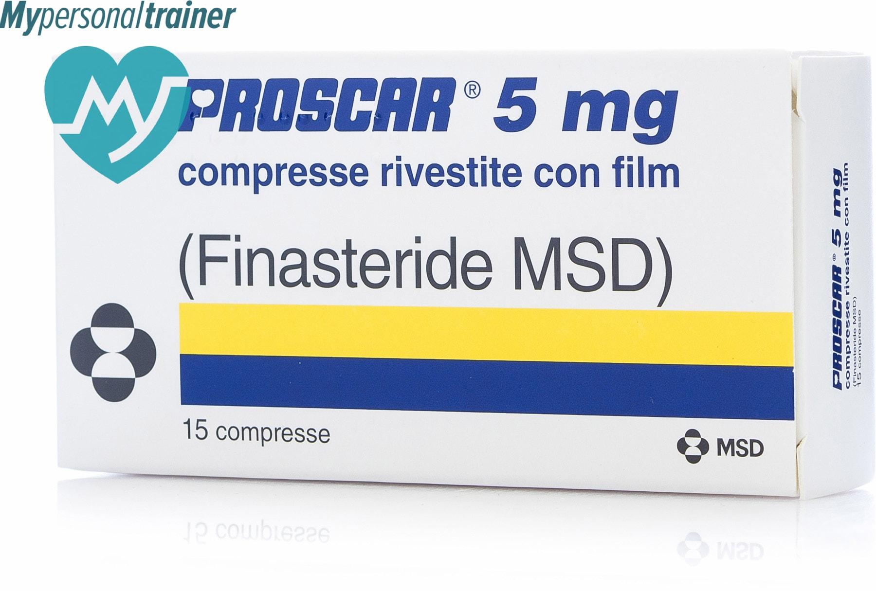 finasteride efficacia terapia prostatite