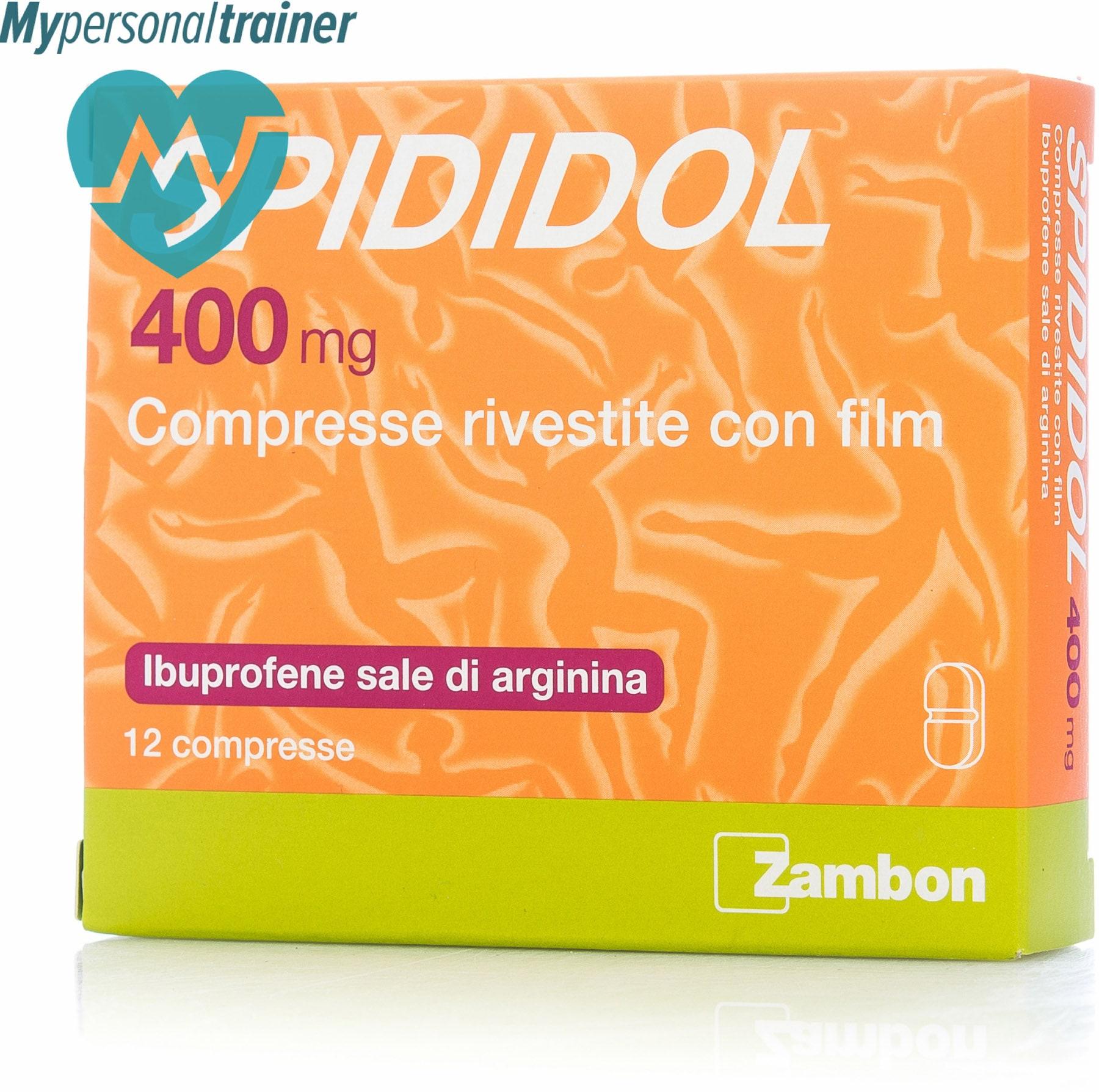 perdita di peso ibuprofene