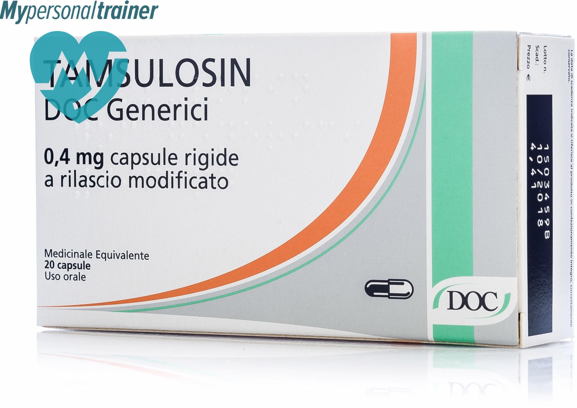 medicinali per minzione frequente per uomini senza prostata