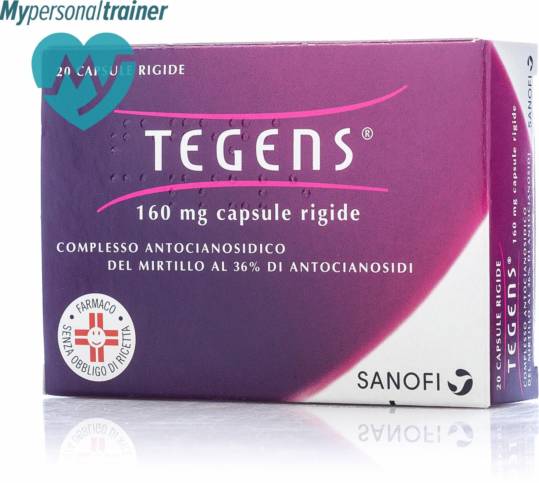 TEGENS ® - Foglietto Illustrativo a5bf5f9af82d