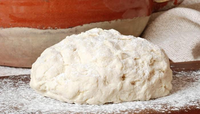 Ricetta pasta all'uovo con farina manitoba