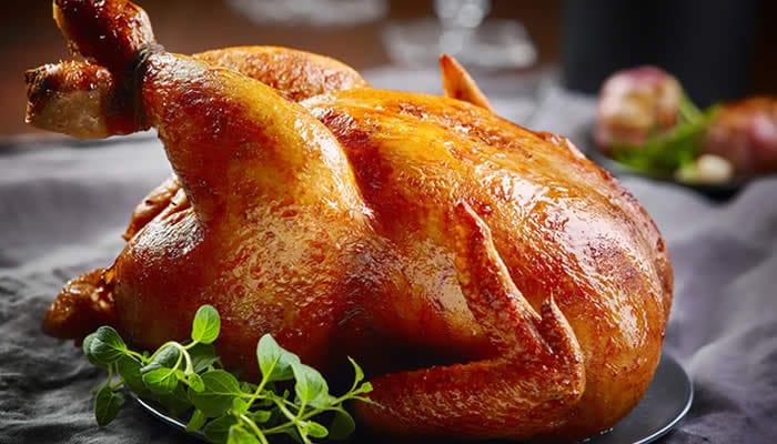 ricette con pollo intero