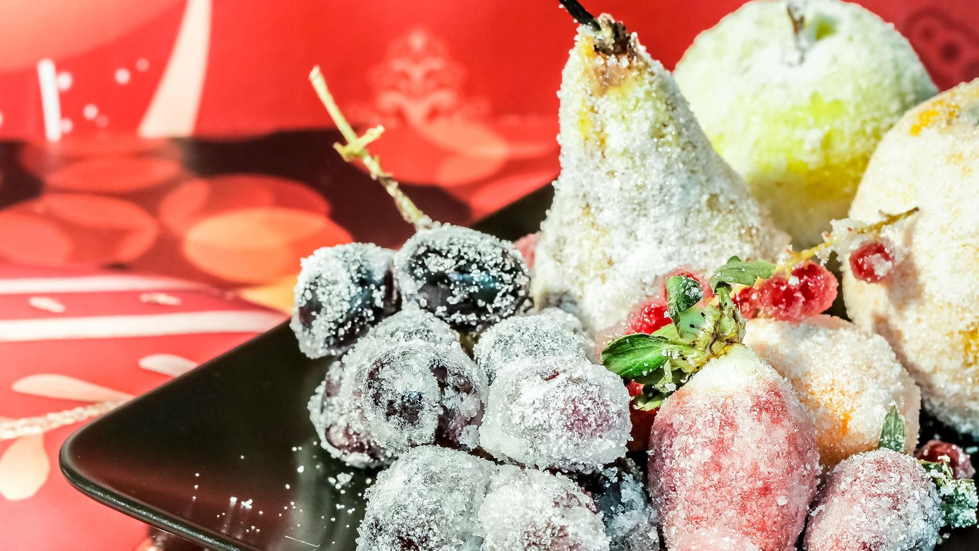 Foto Frutta Brinata