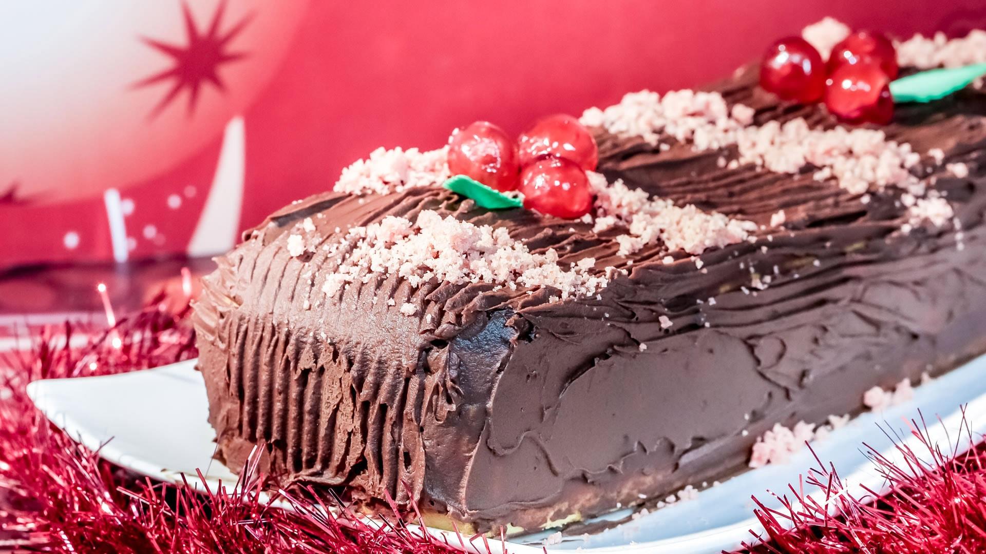 Foto Plumcake Sofficissimo di Natale con Ripieno di Stelle