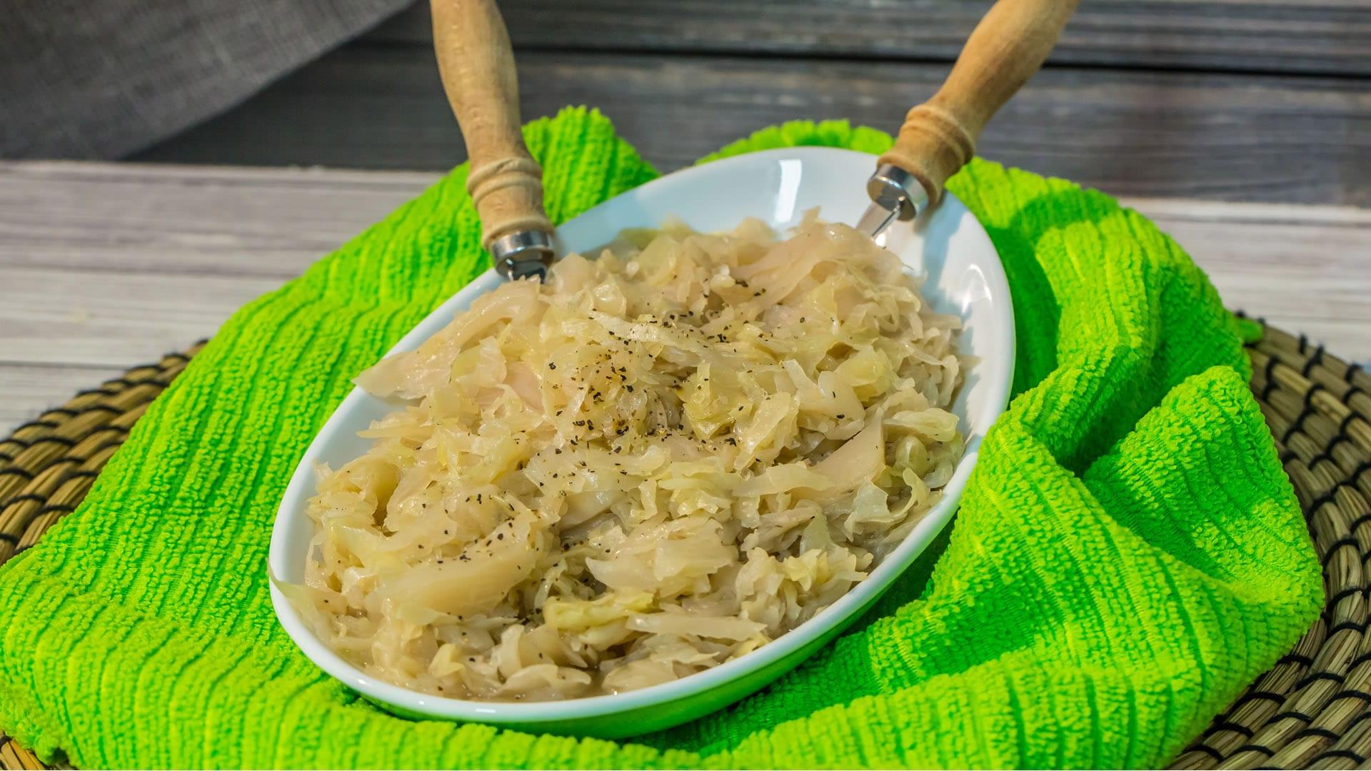 Foto Come Cucinare il Cavolo Cappuccio Senza Grassi