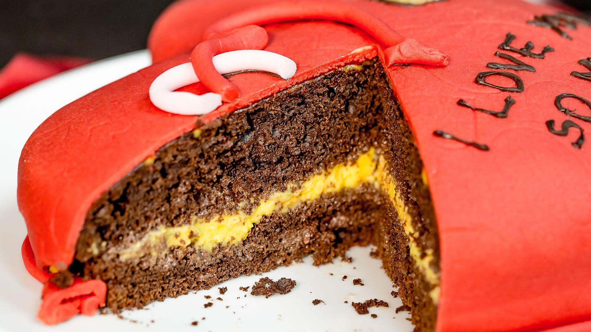 Foto Torta Piccante al Cioccolato e Peperoncino