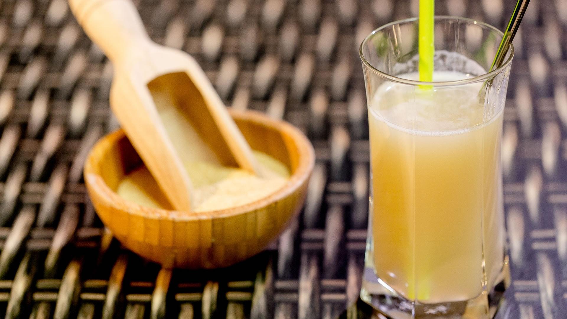 Foto Latte di Amaranto - Latte Vegetale Senza Glutine