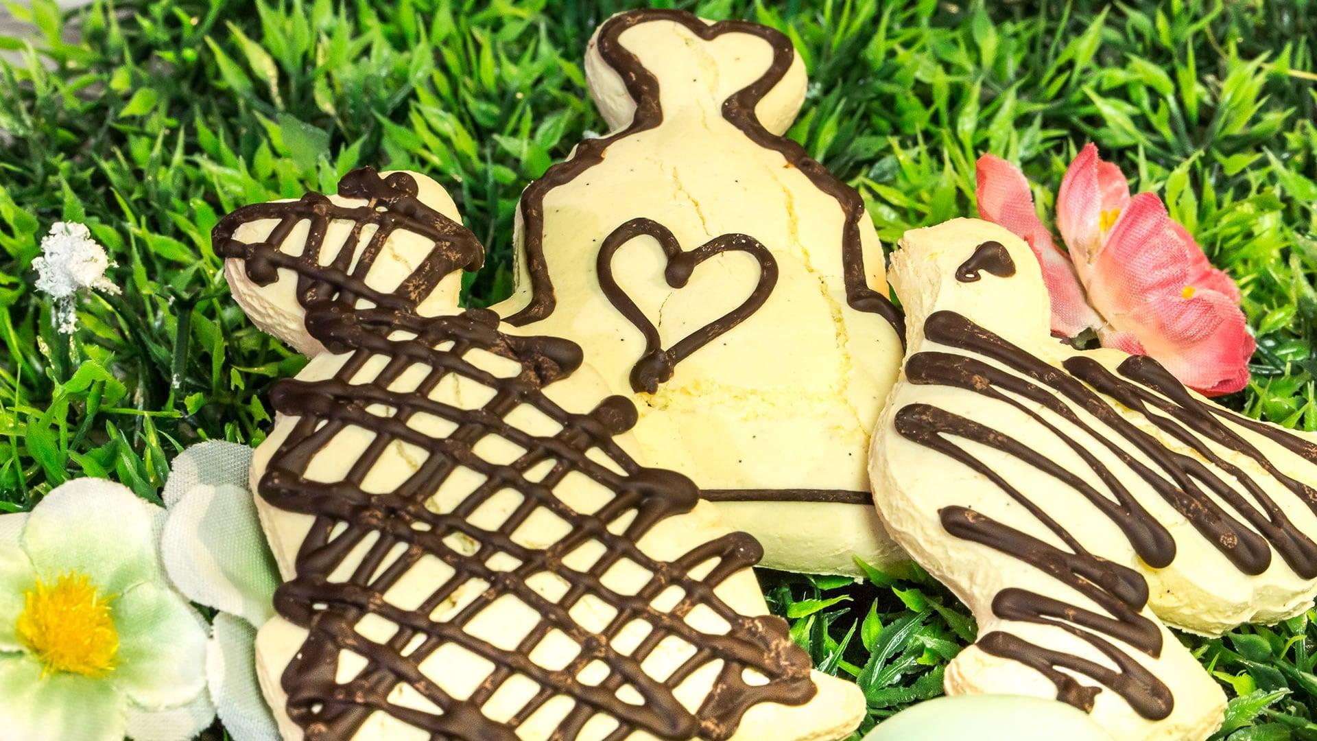 Foto Biscotti alla Vaniglia Senza Glutine