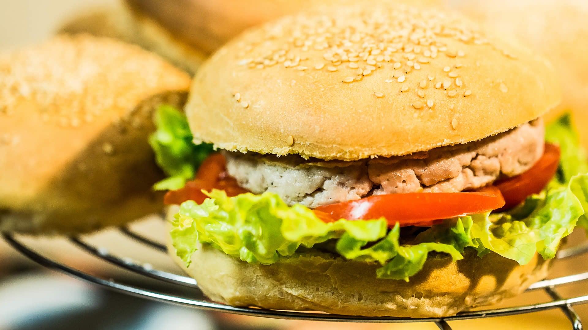Foto Panini per Hamburger o Pane da Sandwich