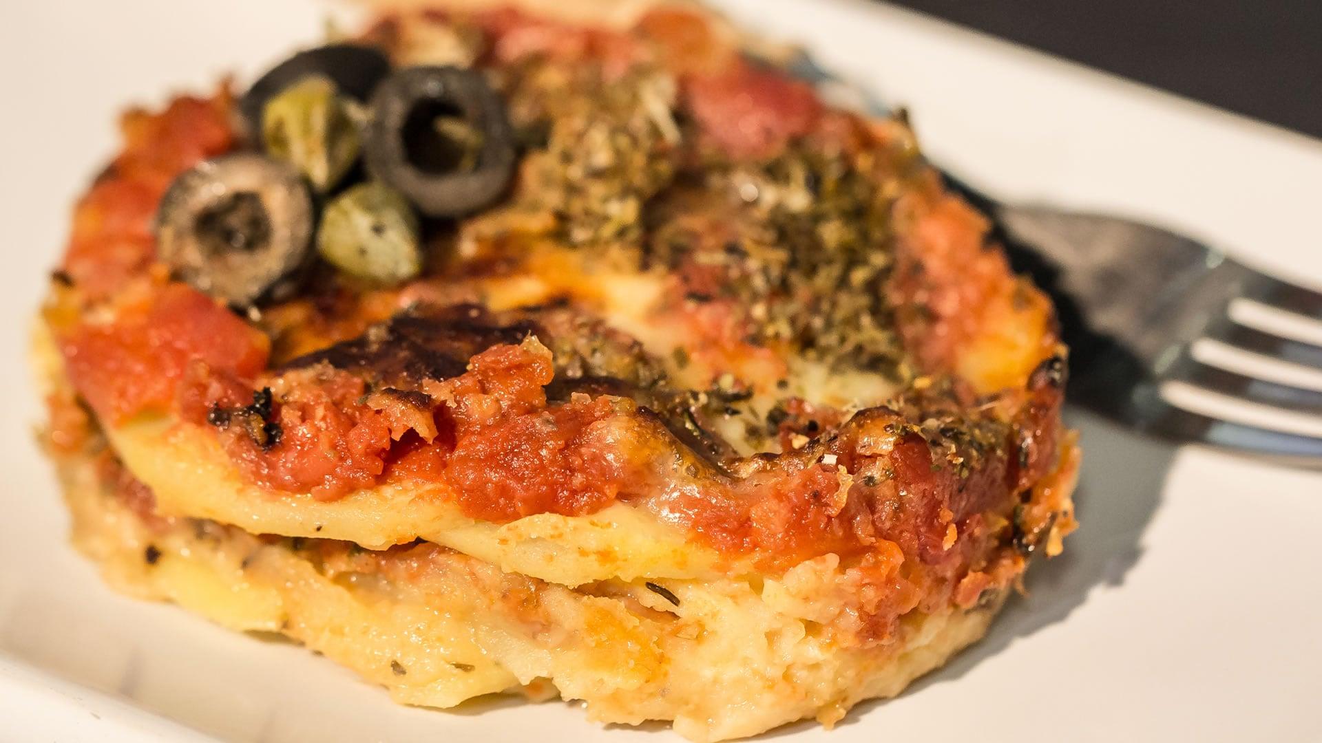 Foto Sformato di Patate alla Pizzaiola