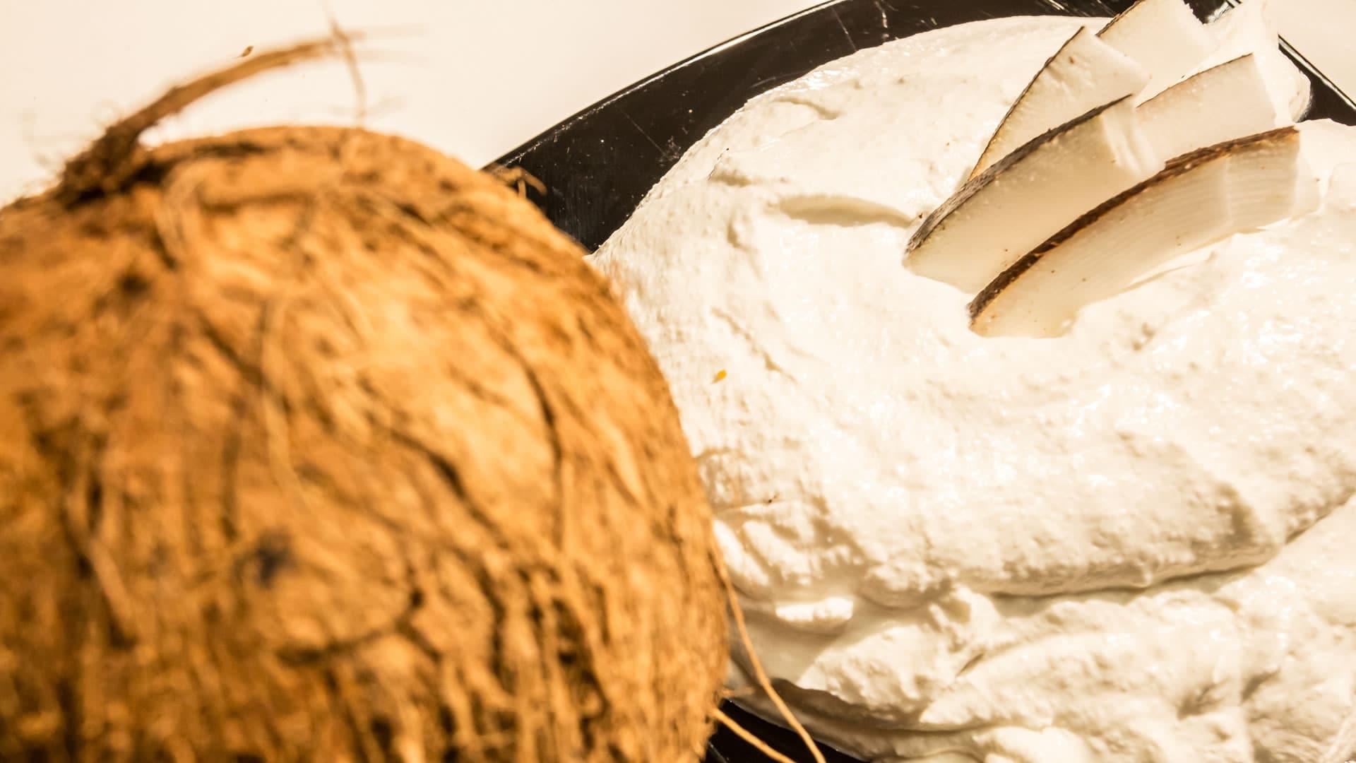 Foto Crema Veloce al Cocco