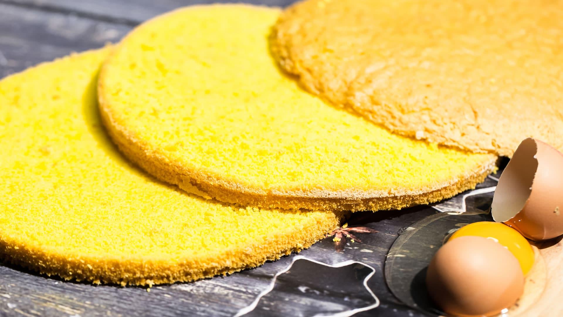 Pan di Spagna Veloce (in 5 minuti)