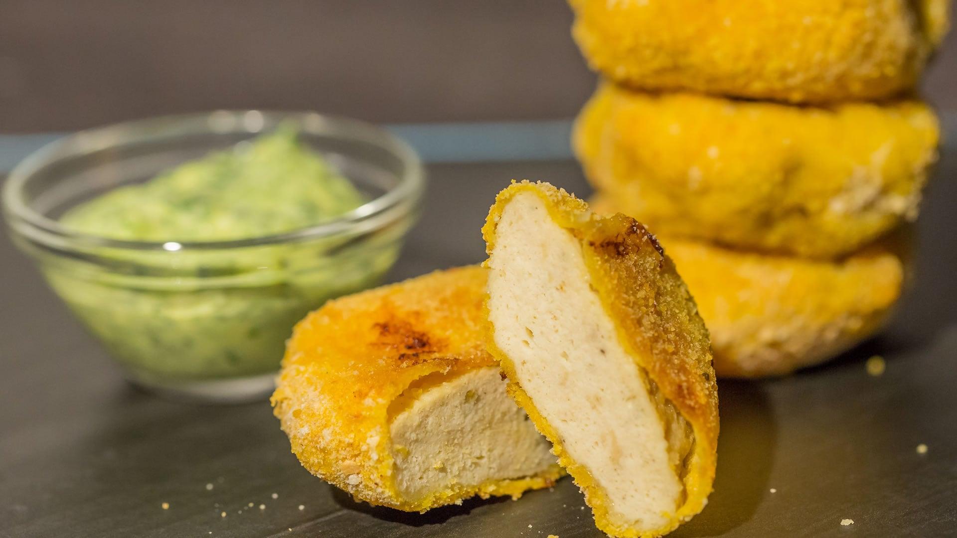 Foto Crocchette di Pollo al Forno - Nuggets