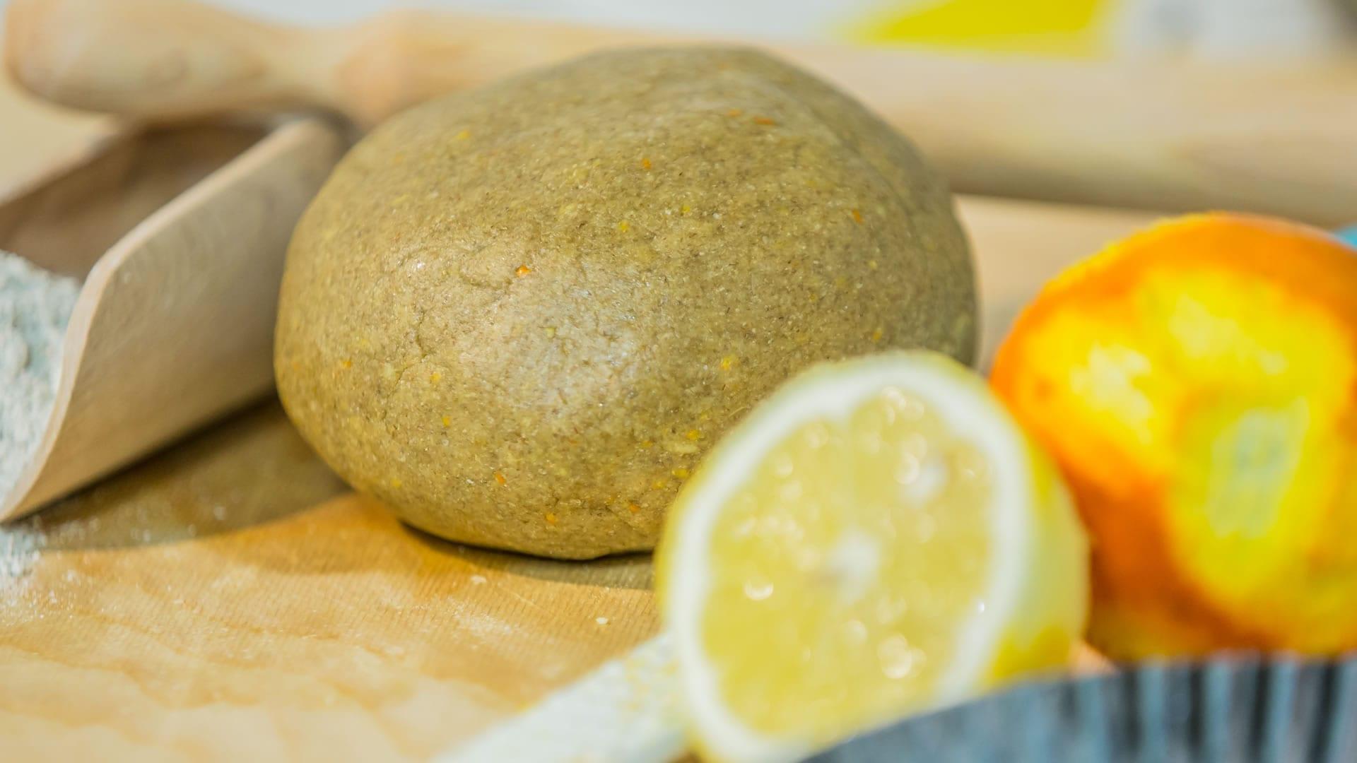 Foto Pasta Frolla all'Acqua - Con farina di Segale ed Avena