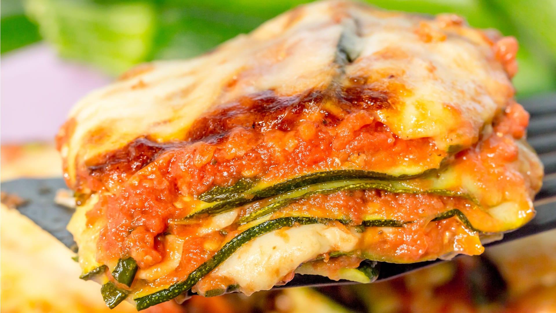 Foto Parmigiana di Zucchine a Modo Mio