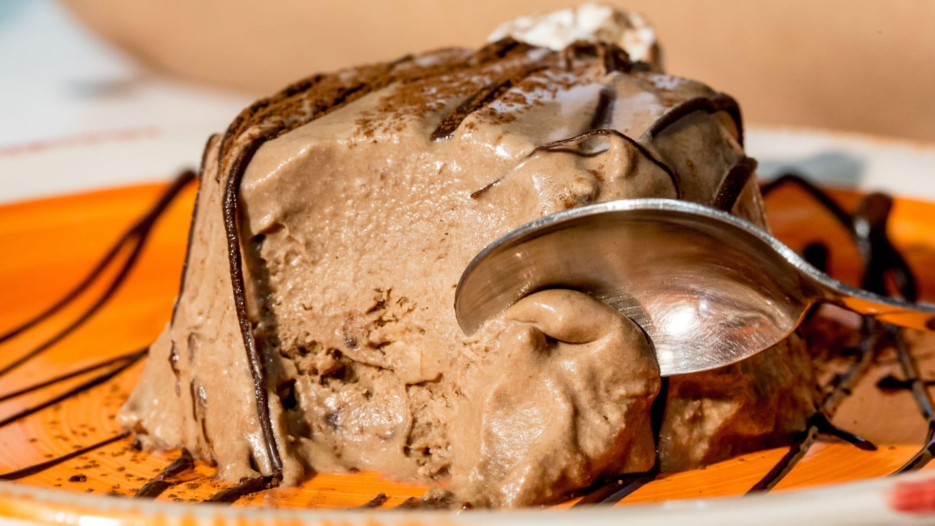 Semifreddo Al Cioccolato Senza Uova
