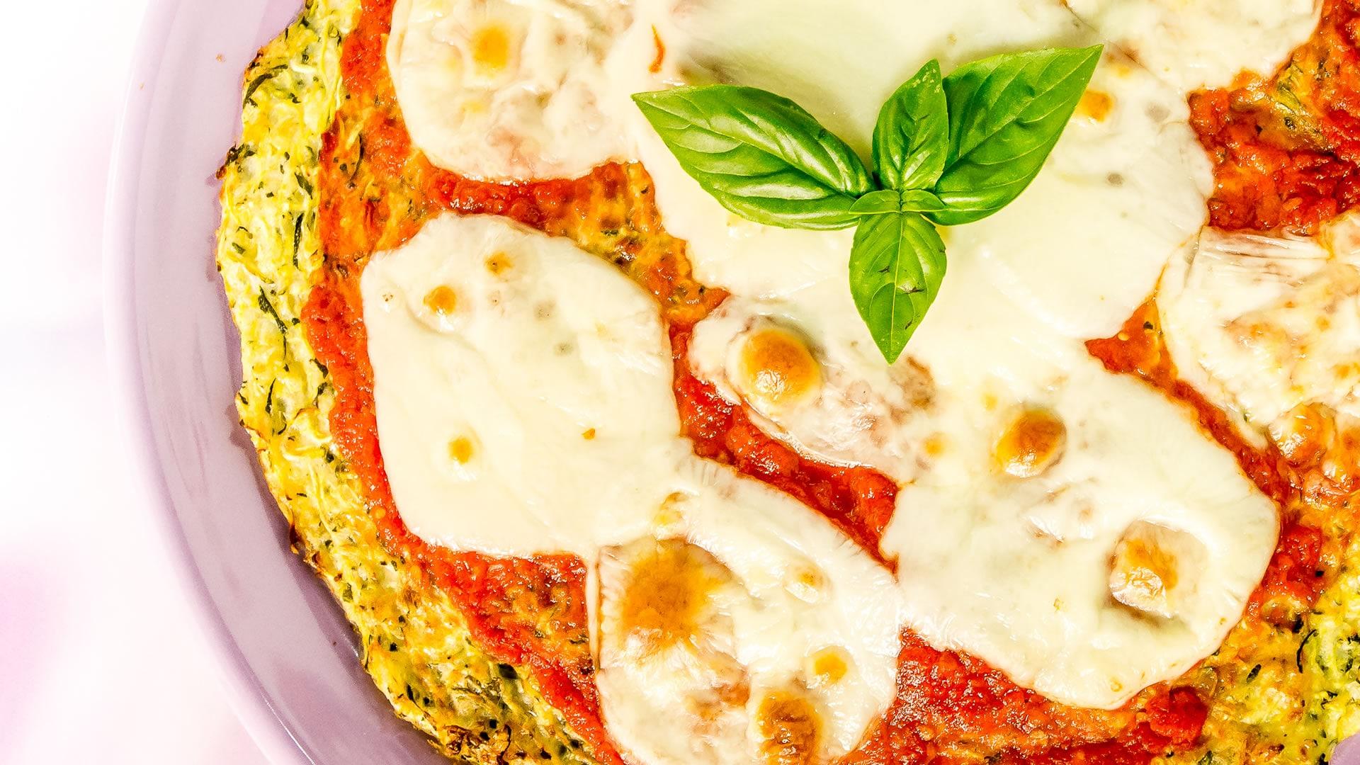 Foto Finta Pizza alle Zucchine - Senza Lievito e Senza Glutine