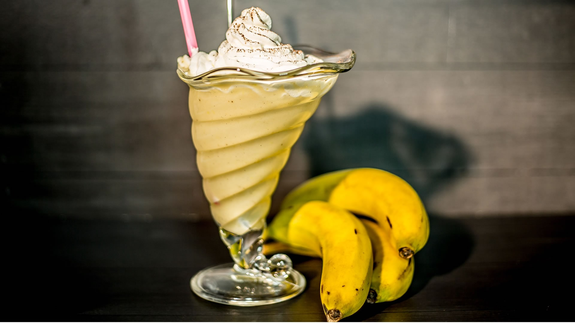 Foto Frappè alla Banana