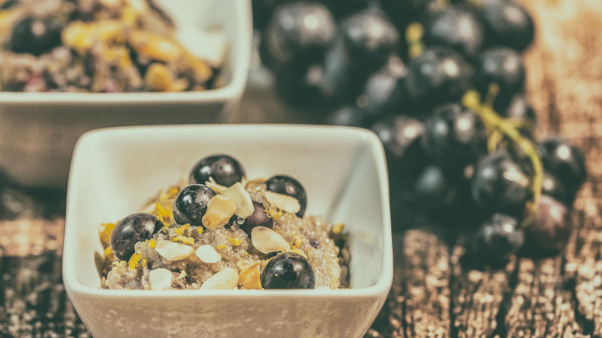 Foto Porridge di Quinoa - Vegan e Gluten Free