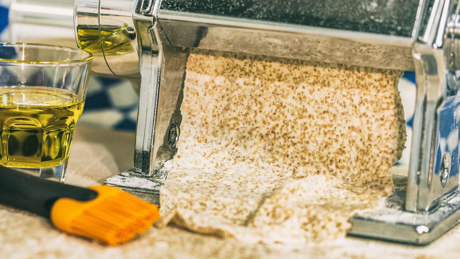Foto Pasta Sfoglia Vegana - Integrale e Senza Burro