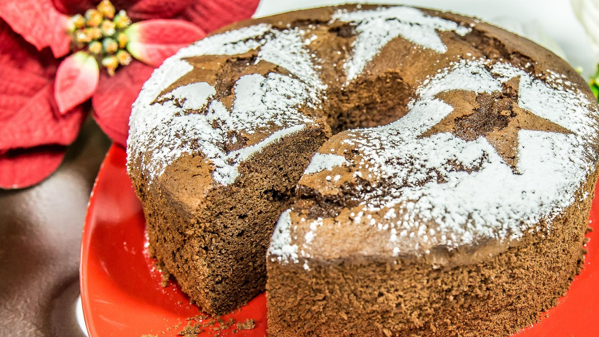 Foto Chiffon Cake al Cacao